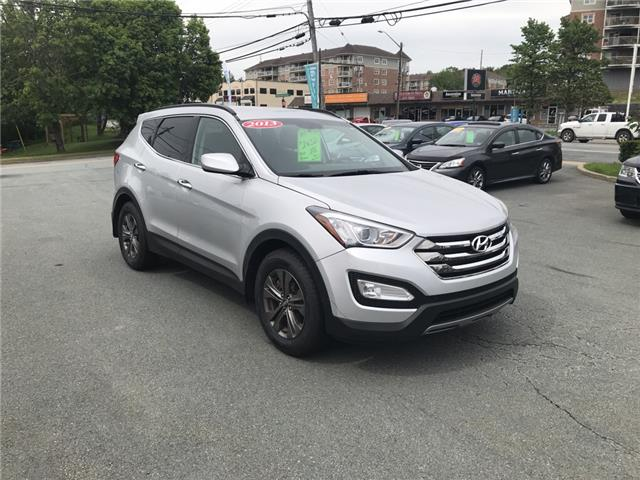 2013 Hyundai Santa Fe Sport 2.4 Luxury (Stk: ) in Lower Sackville - Image 2 of 9