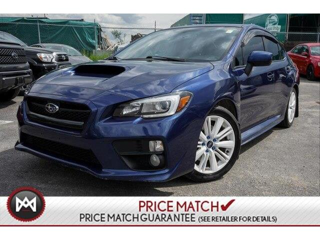 2015 Subaru WRX Sport Package (Stk: P2080A) in Gloucester - Image 1 of 24