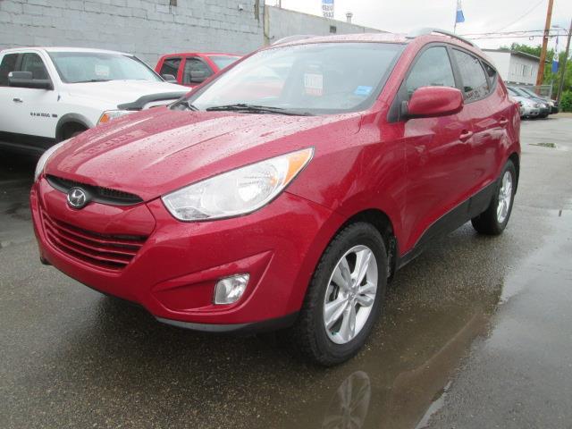2012 Hyundai Tucson GLS (Stk: bp655c) in Saskatoon - Image 2 of 17