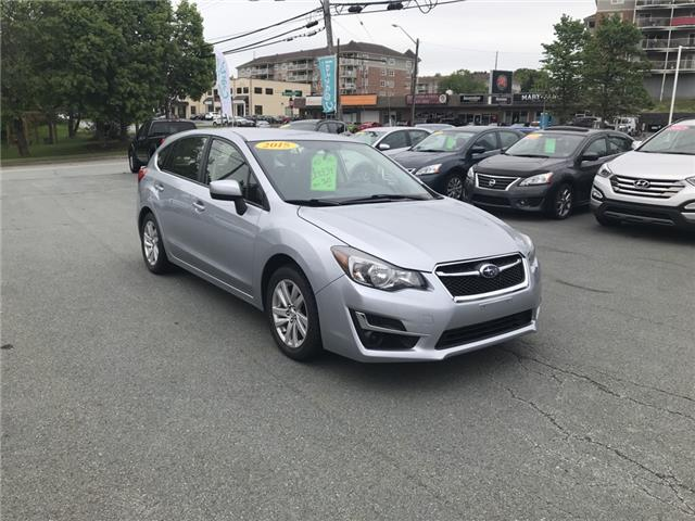 2015 Subaru Impreza 2.0i Touring Package (Stk: U29634) in Lower Sackville - Image 2 of 13