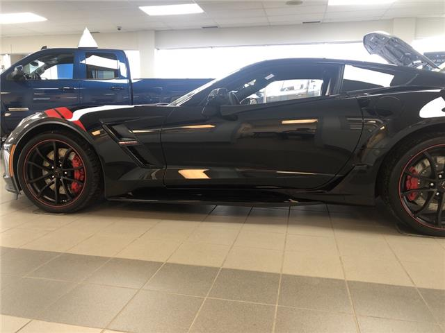 2019 Chevrolet Corvette Grand Sport (Stk: 19C19) in Westlock - Image 2 of 14
