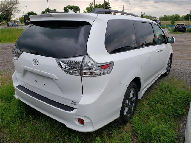 2020 Toyota Sienna SE 7-Passenger (Stk: 20-105) in Etobicoke - Image 10 of 16