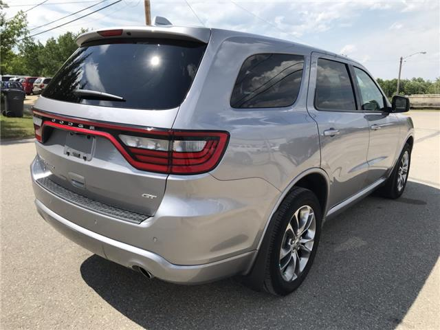 2019 Dodge Durango GT (Stk: T19-63A) in Nipawin - Image 27 of 30