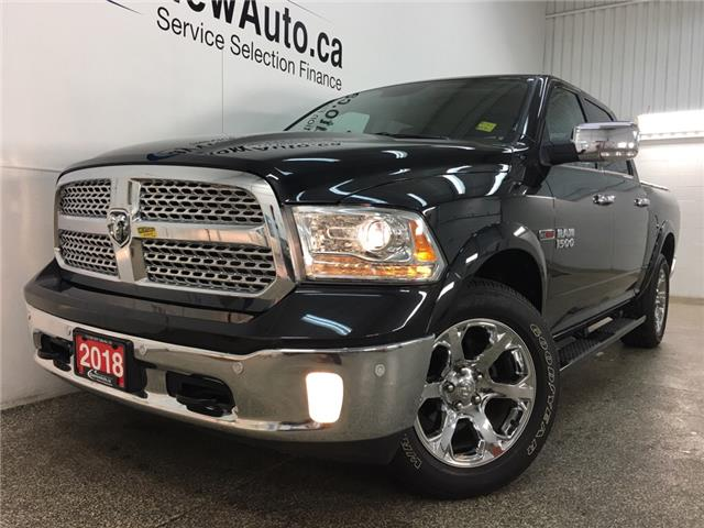 2018 RAM 1500 Laramie (Stk: 35039W) in Belleville - Image 3 of 28