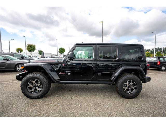 2019 Jeep Wrangler Unlimited Rubicon (Stk: K594968) in Abbotsford - Image 4 of 19