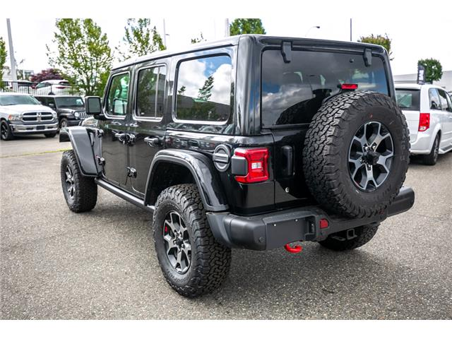 2019 Jeep Wrangler Unlimited Rubicon (Stk: K594968) in Abbotsford - Image 5 of 19