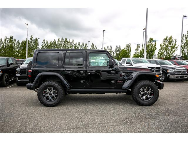 2019 Jeep Wrangler Unlimited Rubicon (Stk: K594968) in Abbotsford - Image 8 of 19