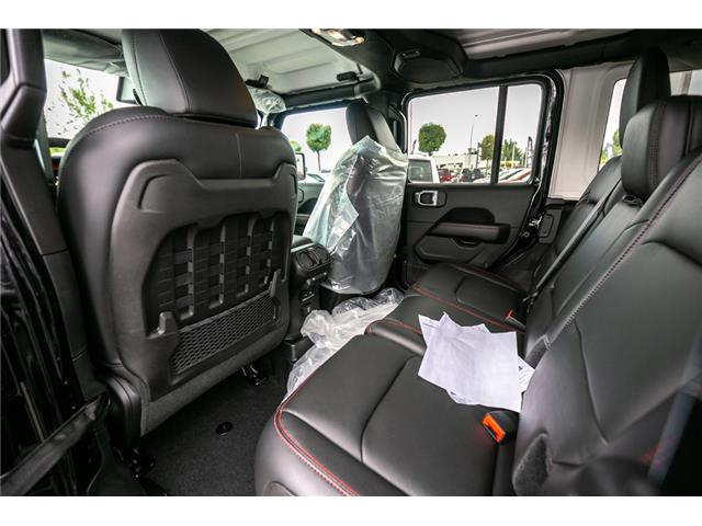 2019 Jeep Wrangler Unlimited Rubicon (Stk: K594968) in Abbotsford - Image 14 of 19