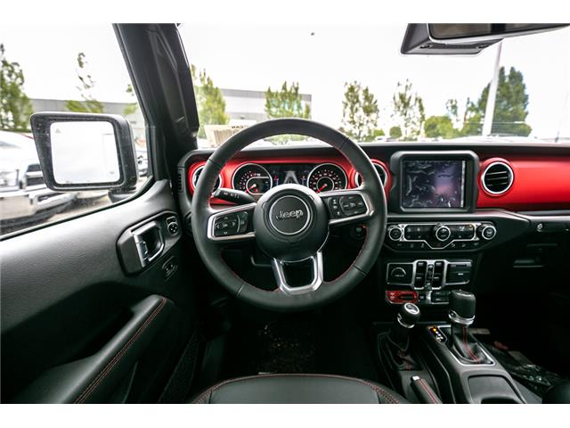 2019 Jeep Wrangler Unlimited Rubicon (Stk: K594968) in Abbotsford - Image 16 of 19