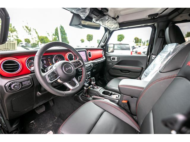 2019 Jeep Wrangler Unlimited Rubicon (Stk: K594968) in Abbotsford - Image 18 of 19