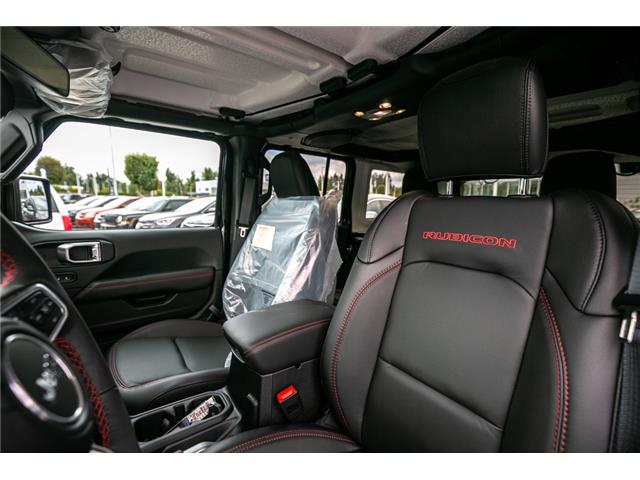 2019 Jeep Wrangler Unlimited Rubicon (Stk: K594968) in Abbotsford - Image 19 of 19