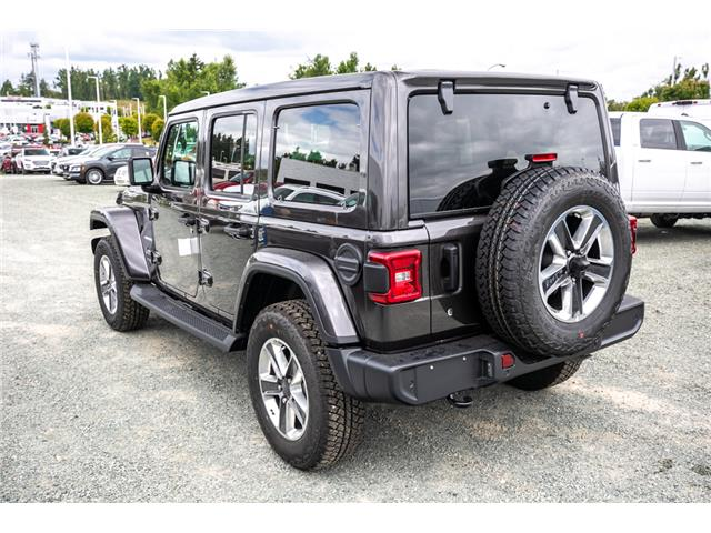 2019 Jeep Wrangler Unlimited Sahara (Stk: K626179) in Abbotsford - Image 5 of 23