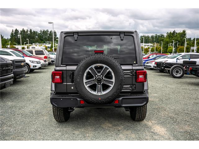 2019 Jeep Wrangler Unlimited Sahara (Stk: K626179) in Abbotsford - Image 6 of 23