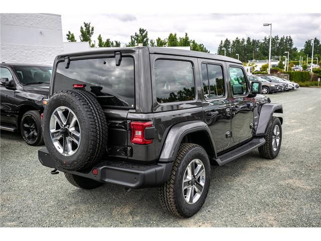 2019 Jeep Wrangler Unlimited Sahara (Stk: K626179) in Abbotsford - Image 7 of 23