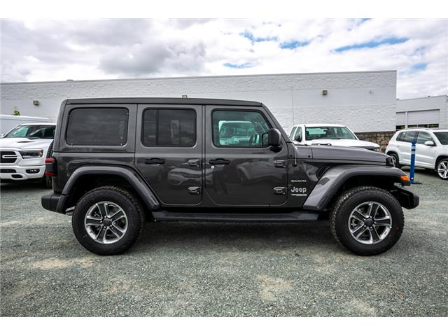 2019 Jeep Wrangler Unlimited Sahara (Stk: K626179) in Abbotsford - Image 8 of 23
