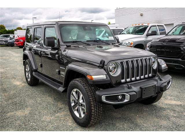 2019 Jeep Wrangler Unlimited Sahara (Stk: K626179) in Abbotsford - Image 9 of 23
