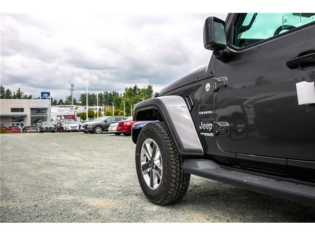2019 Jeep Wrangler Unlimited Sahara (Stk: K626179) in Abbotsford - Image 14 of 23