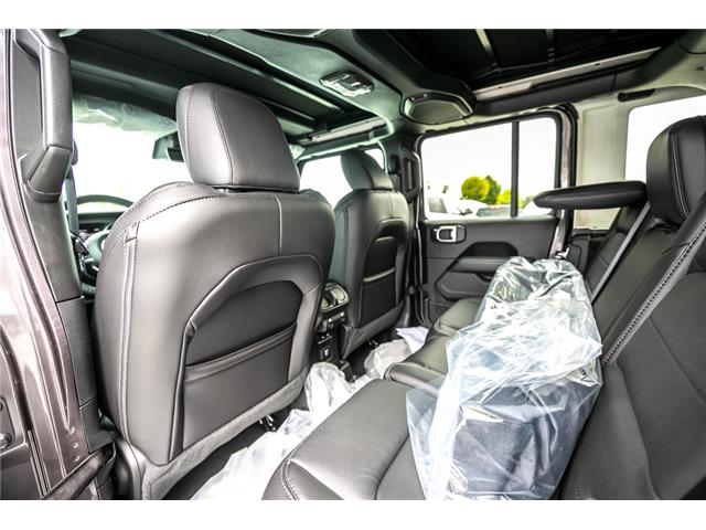 2019 Jeep Wrangler Unlimited Sahara (Stk: K626179) in Abbotsford - Image 15 of 23