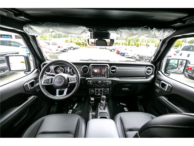 2019 Jeep Wrangler Unlimited Sahara (Stk: K626179) in Abbotsford - Image 16 of 23