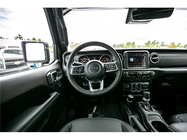 2019 Jeep Wrangler Unlimited Sahara (Stk: K626179) in Abbotsford - Image 17 of 23