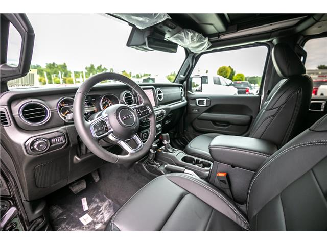 2019 Jeep Wrangler Unlimited Sahara (Stk: K626179) in Abbotsford - Image 19 of 23