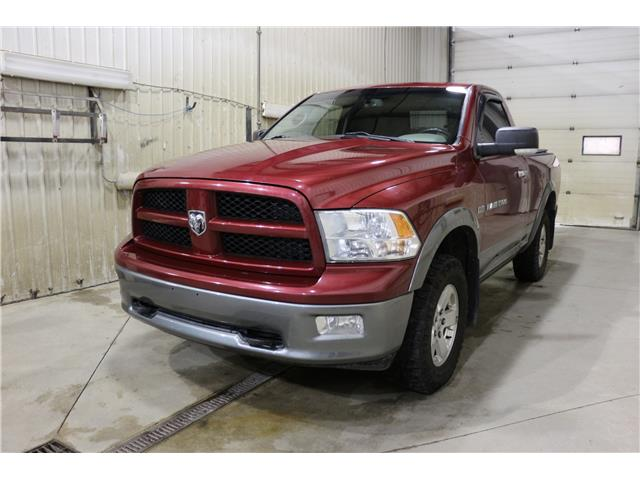 2011 Dodge Ram 1500  (Stk: JT051B) in Rocky Mountain House - Image 1 of 16