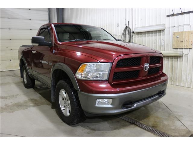 2011 Dodge Ram 1500  (Stk: JT051B) in Rocky Mountain House - Image 3 of 16