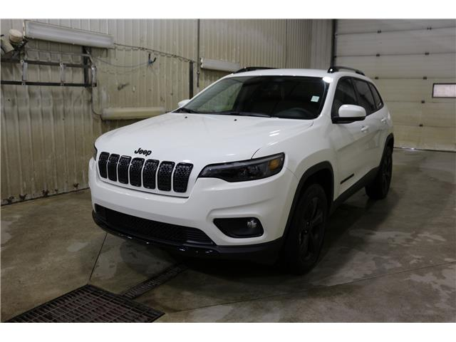 2019 Jeep Cherokee North (Stk: KT084) in Rocky Mountain House - Image 1 of 27
