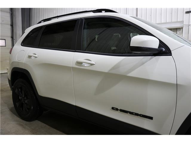 2019 Jeep Cherokee North (Stk: KT084) in Rocky Mountain House - Image 4 of 27