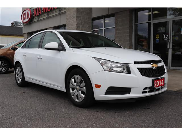 2014 Chevrolet Cruze 1LT (Stk: ) in Cobourg - Image 1 of 22
