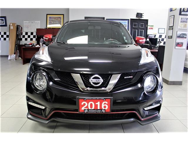2016 Nissan Juke Nismo (Stk: -) in Bolton - Image 9 of 28