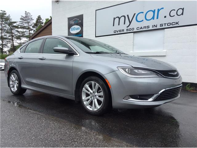 2015 Chrysler 200 Limited (Stk: 190668) in North Bay - Image 1 of 21