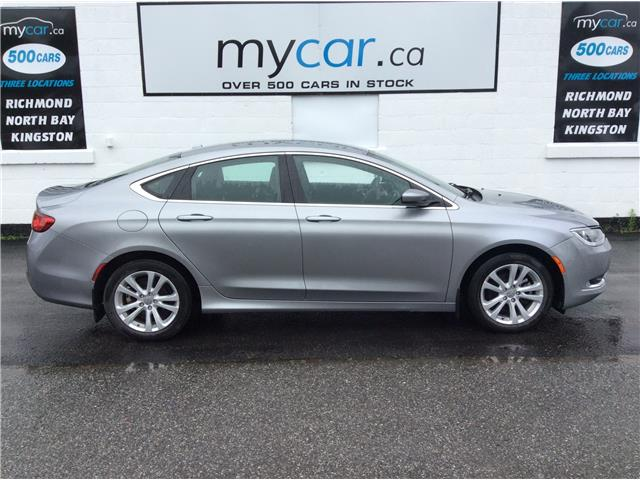 2015 Chrysler 200 Limited (Stk: 190668) in North Bay - Image 2 of 21