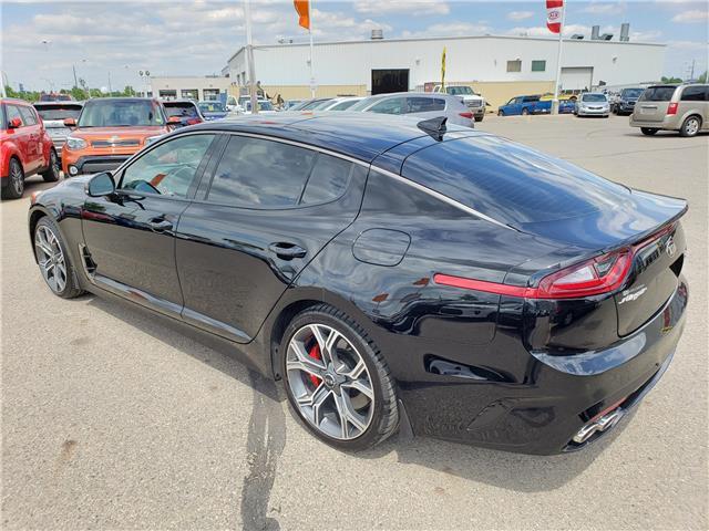 2018 Kia Stinger GT Limited (Stk: 40049A) in Saskatoon - Image 4 of 29