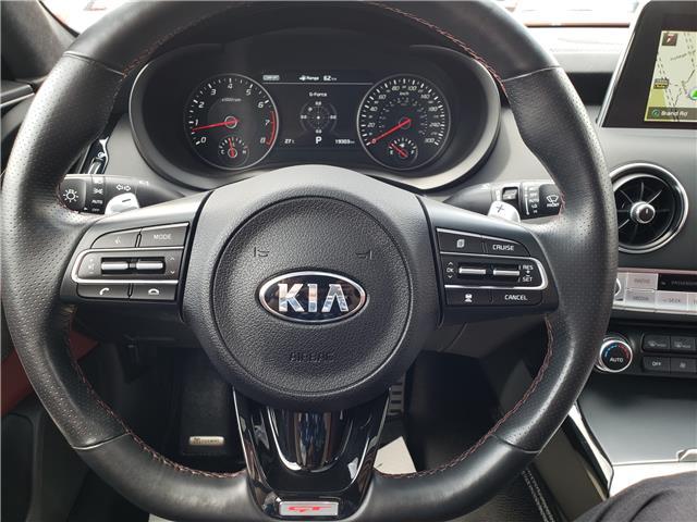 2018 Kia Stinger GT Limited (Stk: 40049A) in Saskatoon - Image 11 of 29