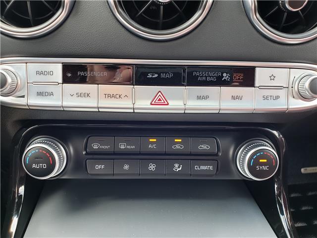 2018 Kia Stinger GT Limited (Stk: 40049A) in Saskatoon - Image 15 of 29