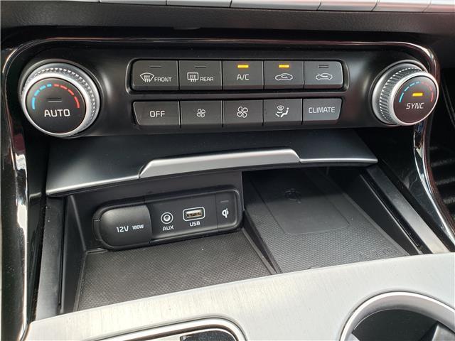 2018 Kia Stinger GT Limited (Stk: 40049A) in Saskatoon - Image 16 of 29