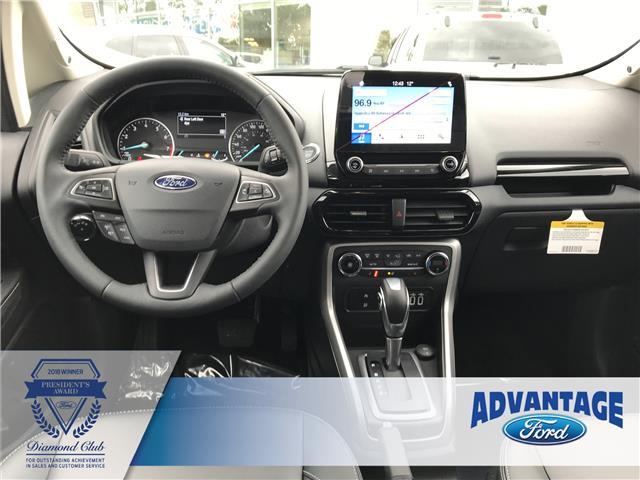 2019 Ford EcoSport Titanium (Stk: K-496) in Calgary - Image 4 of 5