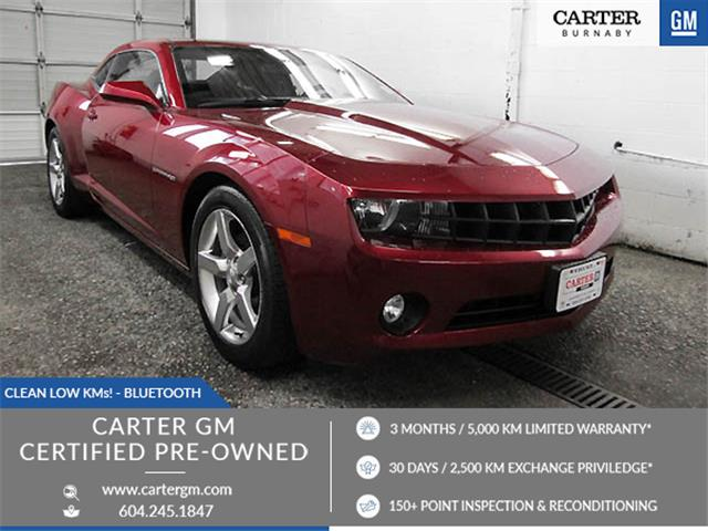 2011 Chevrolet Camaro LT (Stk: P9-58730) in Burnaby - Image 1 of 21