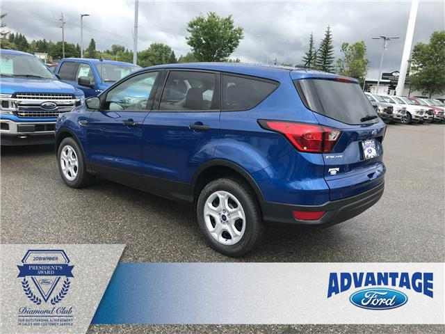 2019 Ford Escape S (Stk: K-1452A) in Calgary - Image 3 of 5