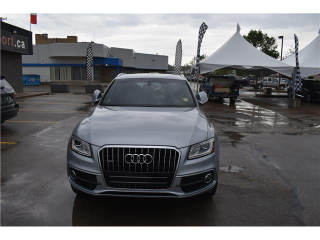 2017 Audi Q5 2.0T Technik (Stk: P36739) in Saskatoon - Image 2 of 20