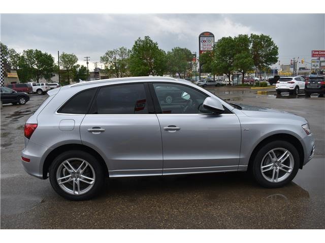 2017 Audi Q5 2.0T Technik (Stk: P36739) in Saskatoon - Image 4 of 20