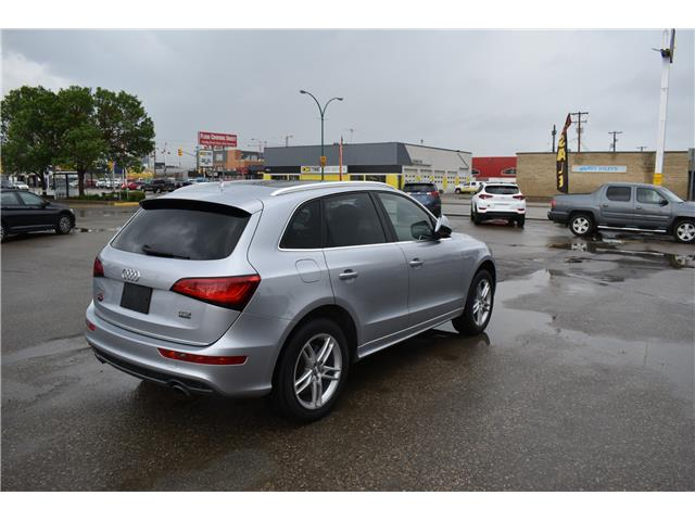 2017 Audi Q5 2.0T Technik (Stk: P36739) in Saskatoon - Image 5 of 20