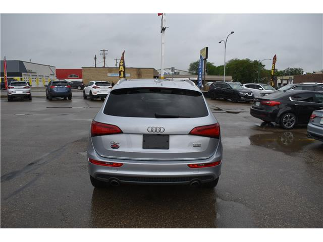 2017 Audi Q5 2.0T Technik (Stk: P36739) in Saskatoon - Image 6 of 20