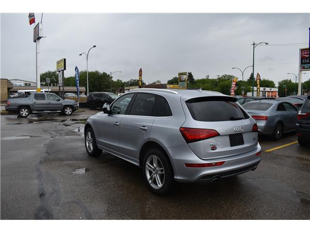 2017 Audi Q5 2.0T Technik (Stk: P36739) in Saskatoon - Image 7 of 20