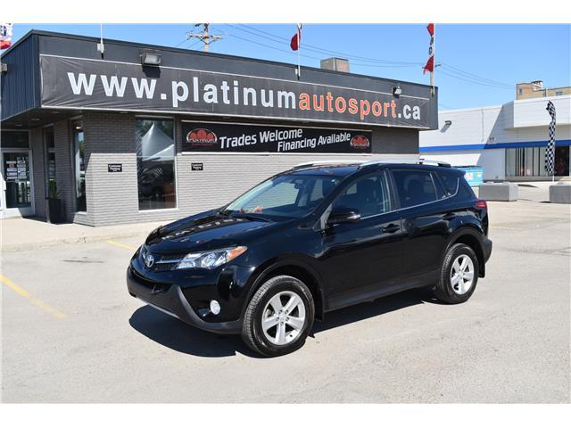 2013 Toyota RAV4 XLE (Stk: PP443) in Saskatoon - Image 1 of 24