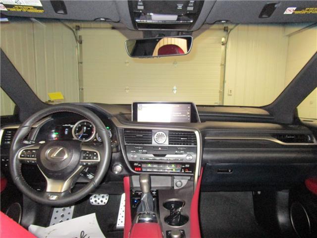 2019 Lexus RX 350 Base (Stk: F170796 ) in Regina - Image 30 of 39