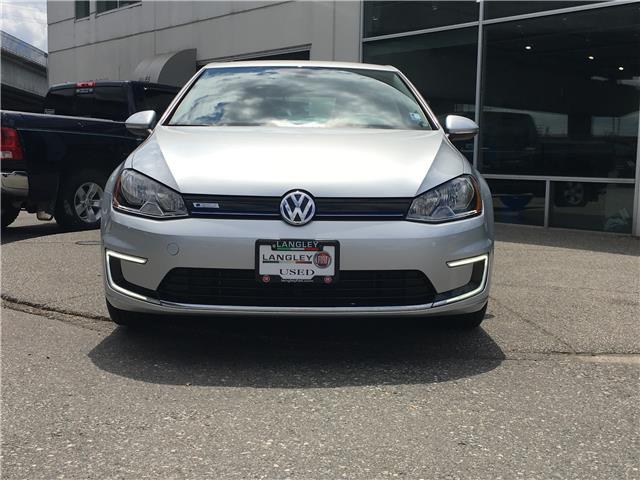 2016 Volkswagen e-Golf SE (Stk: LF010480) in Surrey - Image 4 of 24