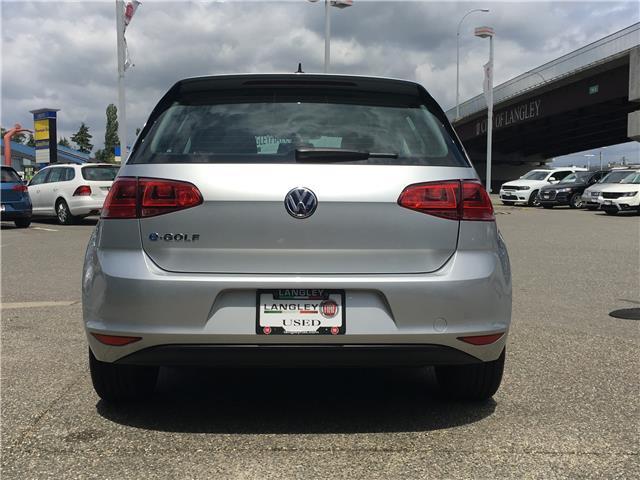 2016 Volkswagen e-Golf SE (Stk: LF010480) in Surrey - Image 8 of 24