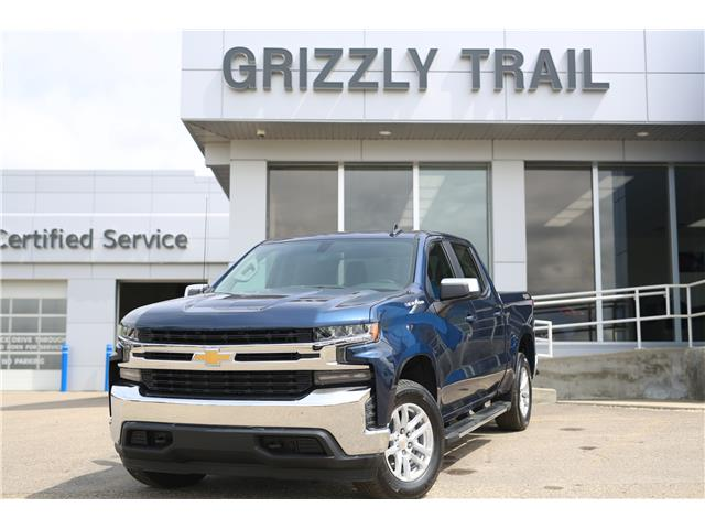 2019 Chevrolet Silverado 1500 LT (Stk: 57972) in Barrhead - Image 1 of 28